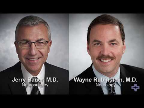 2017 Physician Honorees: Jerry Bauer, MD, and Wayne Rubenstein, MD