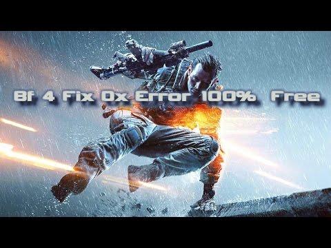 Battlefield 4 (BF4) DirectX Error fix- Crashing + Graphics Troubleshooting Working!!! Fix!!!