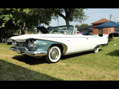 1960 Plymouth Fury Convertible with Factory Record Player - My Car Story with Lou Costabile