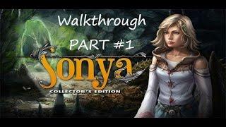 Sonya - The Great Adventure ♥ Walkthrough PART 1
