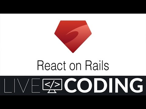 How to Create CMS in React.js and Rails (Livecoding.TV)