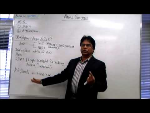 NIS (Network Information Service) Training P1