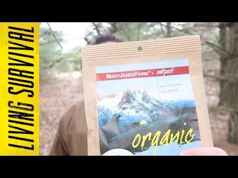 Mary Jane's Farm Organic Backpacking Food