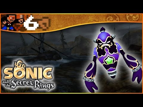 Sonic and the Secret Rings - Part 6 | Interesting...