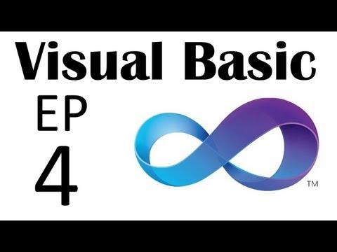 Visual Basic - The Basics - Part 4: Basic Math