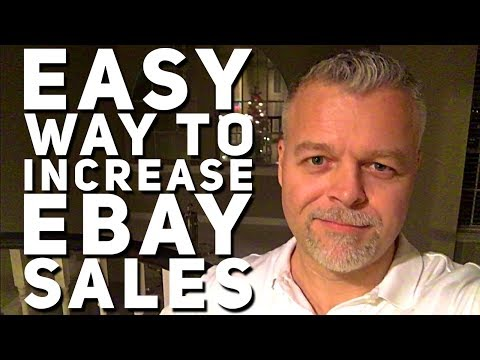 EBAY TIPS & TRICKS to Make MORE Money in 2018 ~ HOW TO INCREASE YOUR EBAY SALES & PROFITS