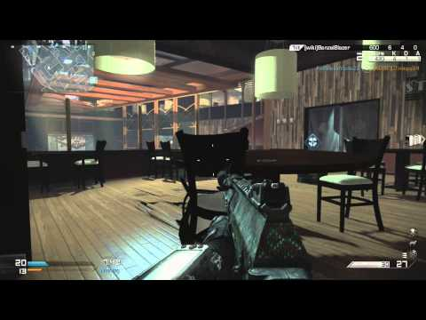 Call of Duty Ghosts - TDM - Chasm (12/22/2013) - (75-47) - ***