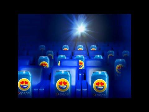 PepsiMoji in Cinema