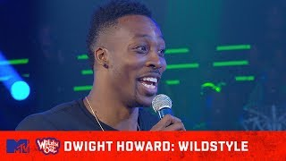 Lakers Dwight Howard Chooses A Wild 'N Out Belt Over A Ring 😂 | WNO | #Wildstyle