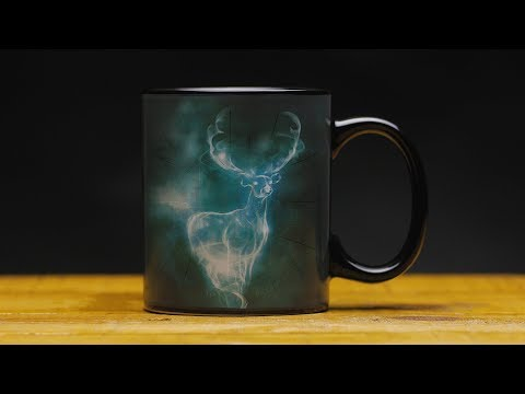 Harry Potter Patronus Heat Change Mug | Paladone