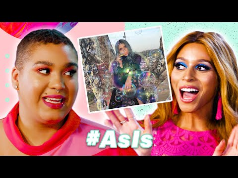 People Model As Their True Selves Feat. Isis King