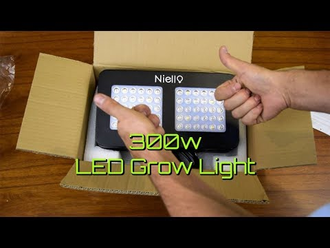 YOU'VE GOT MAIL | New 300w LED Grow Light!