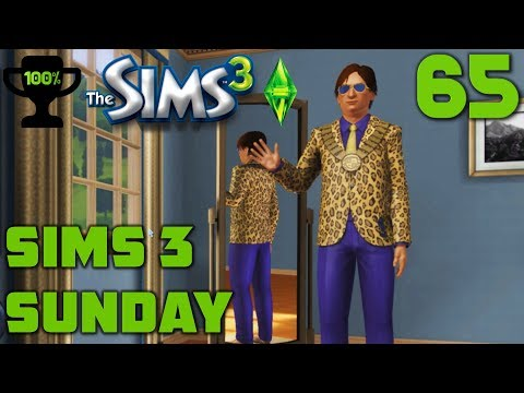 Beetle and Butterfly Collections - Sims Sunday Ep. 65 [Completionist Sims 3 Let's Play]