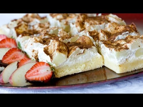 Easy Recipes, Apple Slice, 4 Ingredients, Kim McCosker