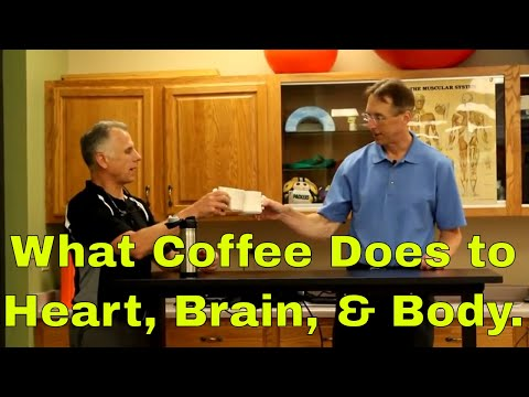 What Coffee Does to Heart, Brain, & Body. Latest Research