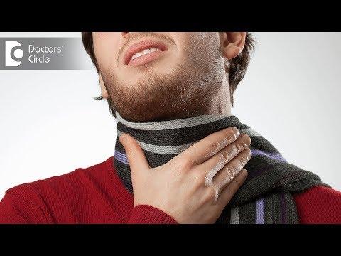 Causes of Dry Throat - Dr. Sreenivasa Murthy T M