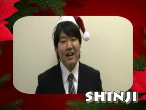 名古屋外大 NUFS ポッドキャスト 今年のチーム CHRISTMAS