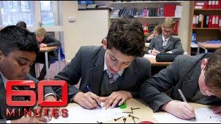 Scientist says same-sex schools are a disadvantage   60 Minutes Australia