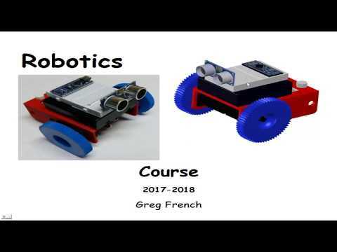 Robotics Lesson 3