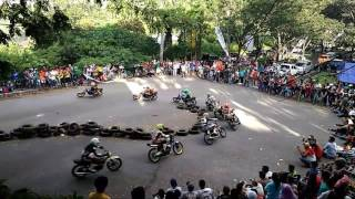 Rx king Road race Sumbar Sirkuit Solok