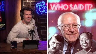Is Bernie Sanders a Full Blown Communist?? | Louder With Crowder