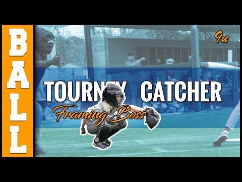 CONTROLLING THE BASEBALL GAME AS A CATCHER | ERIKTV365 Baseball Games