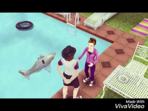 Sims Freeplay: The Family Pool