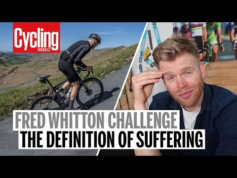 The Definition Of Suffering | Fred Whitton Challenge | Cycling Weekly