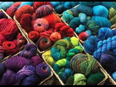 Knitting Wool Yarn Colorful Pictures Romance
