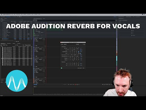 Adobe Audition Reverb for Vocals