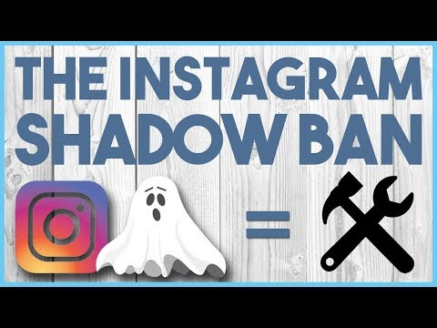 😵 WHAT IS AN INSTAGRAM SHADOW BAN? - HOW TO AVOID AND RECOVER FROM A INSTAGRAM SHADOW BAN 😵