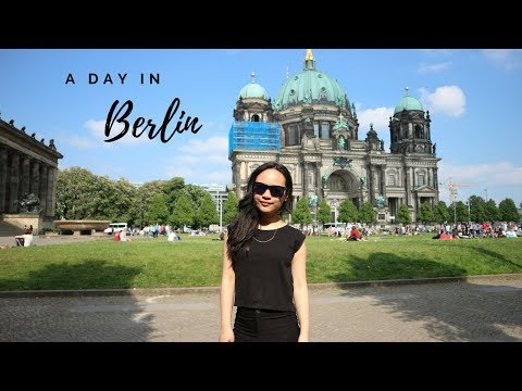 A DAY IN BERLIN VLOG #2 | LIFE IN GERMANY