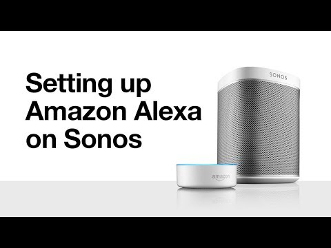 Setting Up Amazon Alexa on Sonos