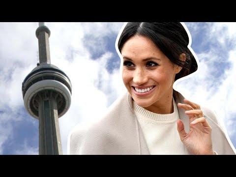 Meghan Markle's life in Toronto