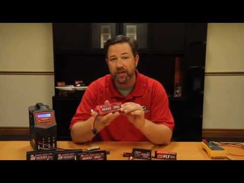Venom LiPo Battery 101 - Why choose a LiPo? How to determine charge rate and other common questions.
