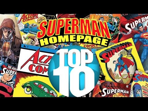 Xxx Mp4 Top 10 Superman Comic Book Stories Of All Time 3gp Sex