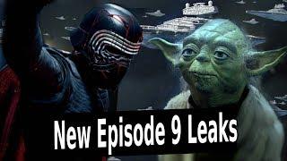 star wars episode 9 leaks explained Videos - ytube tv