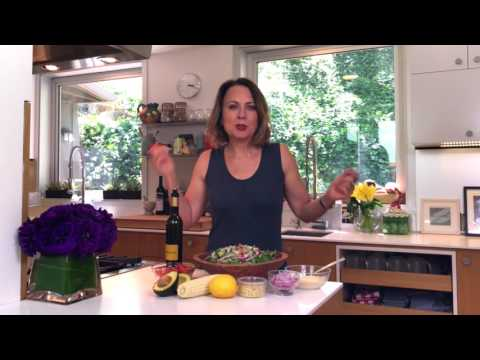 Salad A Day, Doctor Away   Mary's Go-To Salad Recipe   Smart Eating Show