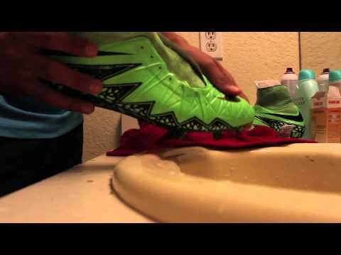 How to Clean your Soccer Cleats/Football Boots