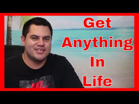 How To Get Anything You Want In Life - DOUBLE DOWN