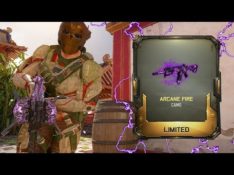 THIS NEW DLC CAMO LOOKS AMAZING!!