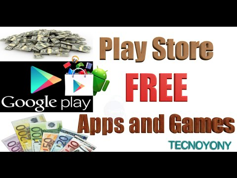 How To Get Any Paid App For Free on Google Play Store.