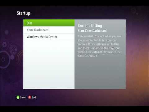 Xbox 360 Tutorial: How to set your console to turn off after a certain amount of time