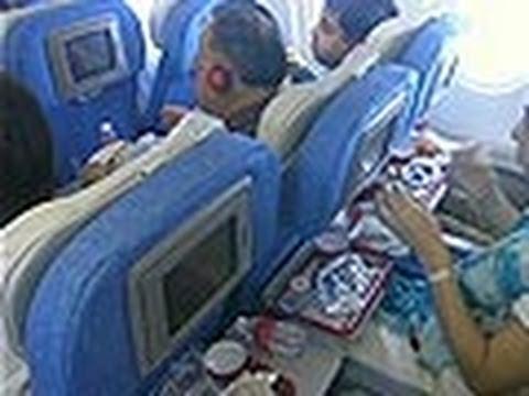 Long Air India flight? Hope you brought a book