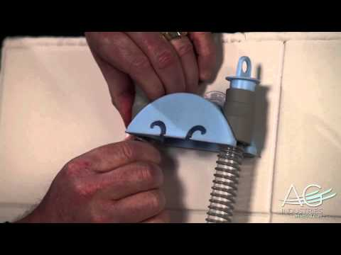CPAP/BiPAP Tube Cleaning Hanger System Video Brochure