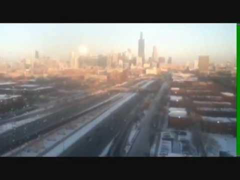 Action Movie FX Tornado In Chicago