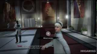 Skyrim Dawnguard - walkthrough part 1 HD gameplay dlc add on