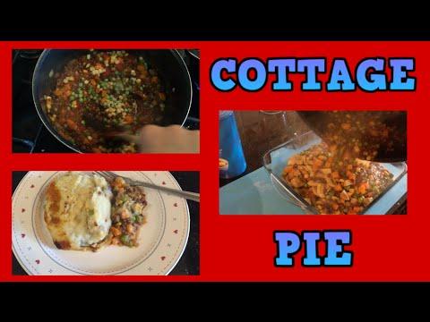 Lentil Cottage Pie - VEGAN, LOW FAT and HEALTHY