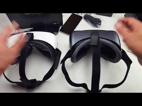 Gear VR: How to Put the Head Straps on both 2016 & 2017 Versions