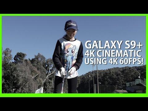 Galaxy S9+ 4K Cinematic Video w/ 60fps???